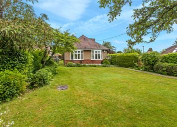Thumbnail 3 bed detached bungalow for sale in Bereweeke Avenue, Winchester, Hampshire