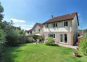 Thumbnail 4 bed detached house for sale in Tytherington, Wotton-Under-Edge, Gloucestershire