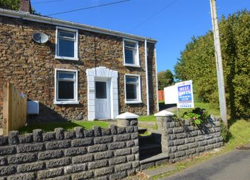 Thumbnail 2 bedroom end terrace house for sale in Heol Hendre, Llwynhendy, Llanelli