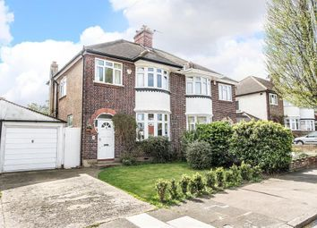 Thumbnail 3 bed semi-detached house to rent in Abergeldie Road, Lee, London