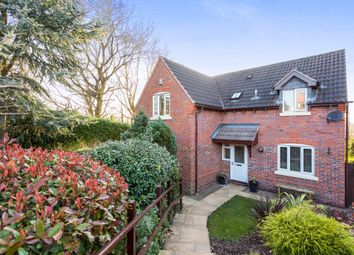 Thumbnail 4 bedroom detached house for sale in Broad Valley Drive, Bestwood Village, Nottingham