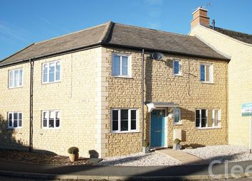 Thumbnail 3 bed terraced house for sale in Collyberry Road, Woodmancote, Cheltenham