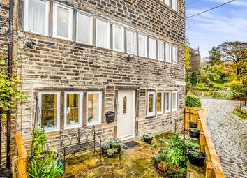 Thumbnail 3 bedroom cottage for sale in West End Road, Golcar, Huddersfield