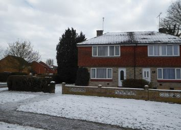 Thumbnail 3 bed semi-detached house for sale in Park Road North, Houghton Regis, Dunstable