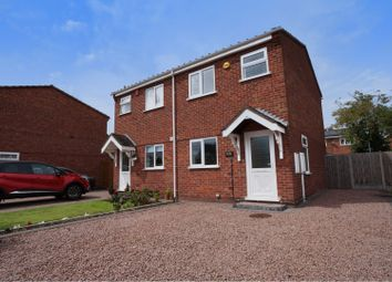 Thumbnail 2 bed semi-detached house to rent in Park Road, Barton-Under-Needwood, Burton-On-Trent