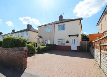 Thumbnail 2 bed semi-detached house for sale in St. Saviours Street, Kidsgrove, Stoke-On-Trent