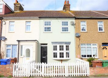 Thumbnail 3 bed terraced house for sale in Grove Road, Stanford-Le-Hope