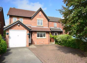 Thumbnail 4 bed detached house for sale in Weavers Croft, Ripley