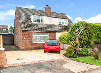 Thumbnail 2 bed semi-detached house for sale in Pepper Lane, Standish, Wigan