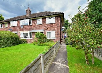 Thumbnail 2 bed flat to rent in Woodstock Avenue, Cheadle Hulme, Cheadle