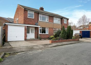 Thumbnail 3 bed semi-detached house for sale in Lynden Way, Acomb, York