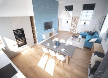 Thumbnail 2 bedroom flat for sale in Plot 6 - Hathaway Building, North Kelvin Apartments, Glasgow