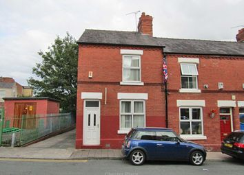 Thumbnail 3 bed end terrace house to rent in Cherry Road, Chester