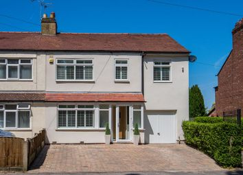 Thumbnail 4 bed semi-detached house for sale in Prescot Road, Aughton, Ormskirk