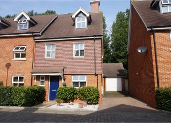 Thumbnail 4 bed semi-detached house for sale in Cheney Road, Minster