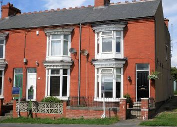 3 bed end terrace house for sale in Durham Road, Bishop Auckland DL14