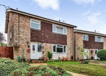 Thumbnail 4 bed detached house for sale in Pine Close, Brantham, Manningtree