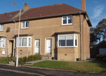 Thumbnail 2 bed terraced house to rent in Sweetbank Drive, Markinch, Fife