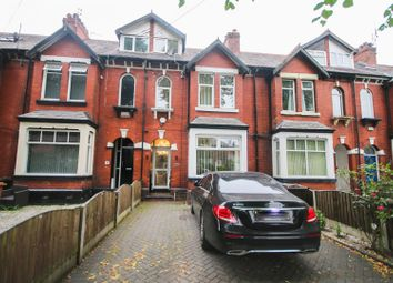 Thumbnail 4 bed terraced house for sale in Victoria Road, Salford