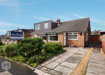 Thumbnail 4 bedroom semi-detached bungalow for sale in Ferndown Road, Bolton