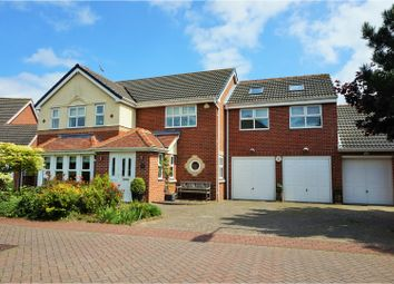 Thumbnail 5 bed detached house for sale in Brewster Walk, Bawtry