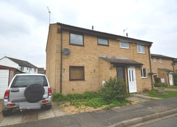 Thumbnail 3 bed property to rent in Azalea Court, Yaxley, Peterborough