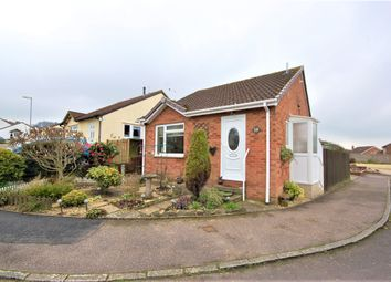 Thumbnail Detached bungalow for sale in Hornbeam Close, Honiton