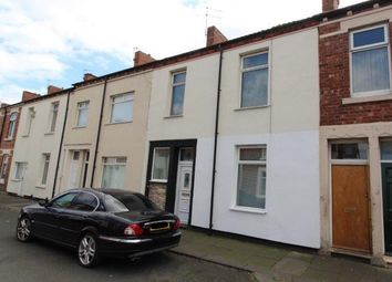 Thumbnail 3 bedroom terraced house to rent in Hambledon Street, Blyth