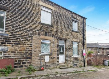 Thumbnail 2 bed end terrace house for sale in Cross Bank Street, Dewsbury