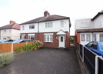 Thumbnail 2 bed semi-detached house for sale in Mount Road, Wordsley, Stourbridge
