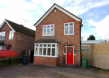 Thumbnail 3 bed detached house to rent in Bridge Road, Bagshot