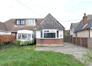 Thumbnail 3 bed semi-detached bungalow for sale in Gore Road, New Milton