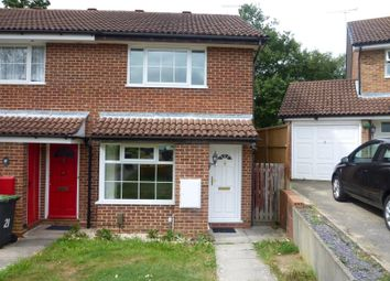 Thumbnail 2 bed semi-detached house to rent in Crystal Way, Waterlooville