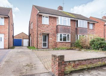 3 bed semi-detached house for sale in Humber Doucy Lane, Ipswich IP4