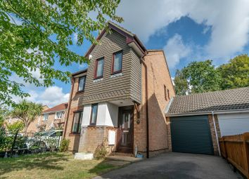 Thumbnail 3 bed detached house for sale in Doulton Gardens, Whitecliff, Poole