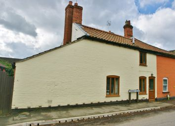 Thumbnail 2 bed terraced house for sale in Crown Road, Buxton, Norwich