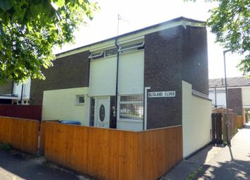 Thumbnail 3 bed end terrace house for sale in Blisland Close, Bransholme, Hull