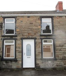 Thumbnail 2 bedroom terraced house to rent in Thomas Street, Robertstown, Aberdare