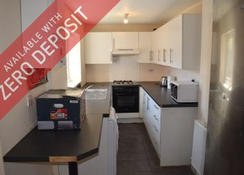 Thumbnail 3 bedroom property to rent in Camborne Street, Rusholme, Manchester