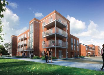 Thumbnail 2 bed flat for sale in Meridian Waterside, Southampton
