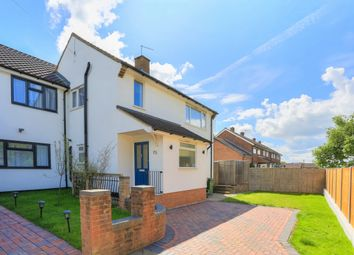 Thumbnail 4 bed semi-detached house for sale in Watling Street, St. Albans, Hertfordshire