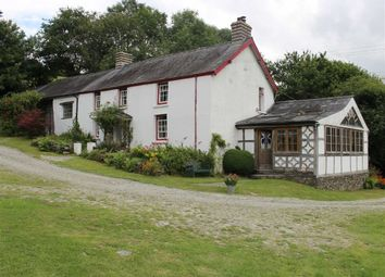 Thumbnail 3 bed property for sale in Abermeurig, Lampeter