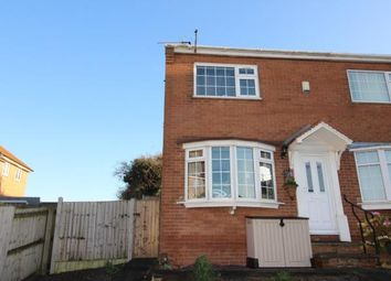 2 bed semi-detached house for sale in Crawford Rise, Arnold, Nottingham, Nottinghamshire NG5