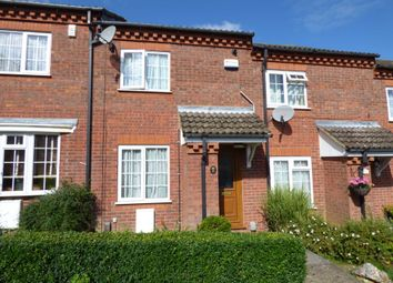 Thumbnail 2 bed terraced house to rent in Ormsby Close, Luton
