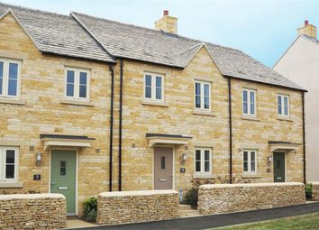 "Thumbnail 3 bedroom mews house for sale in ""Sherston"" at Quercus Road, Tetbury"