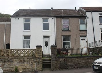 Thumbnail 2 bed terraced house to rent in Cornwall Road, Penygraig, Tonypandy, Rhondda Cynon Taff.