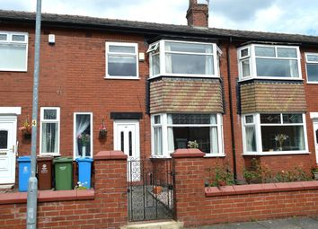 Thumbnail 3 bed town house for sale in Werneth Crescent, Coppice, Oldham