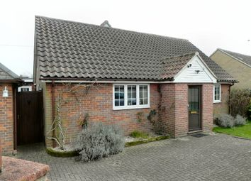 Thumbnail 3 bed detached bungalow to rent in Vicarage Lane, Thaxted, Dunmow