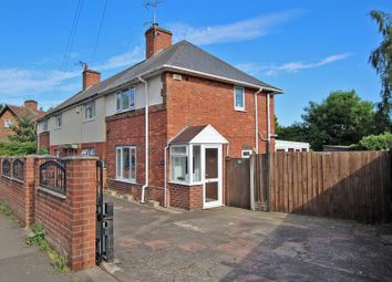 Thumbnail 2 bed terraced house for sale in Church Lane, Arnold, Nottingham