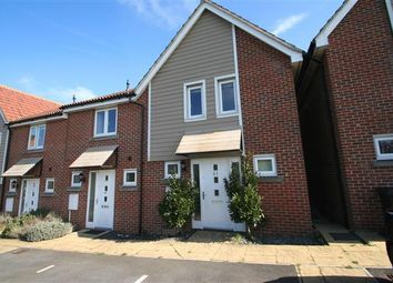Thumbnail 3 bed end terrace house for sale in Marnel Park, Basingstoke, Hampshire